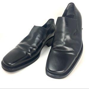 Men's Authentic Versace Dress Shoes Size Size 8